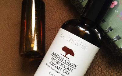 Wonders of Moroccan Argan Oil – Treatment for Skin Asthma feat. Instant Argan Glow and beautybarbsorganics