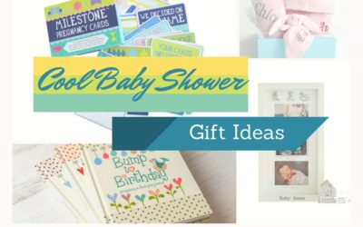 Five Cool Baby Shower Gift Ideas from giftslessordinary.com