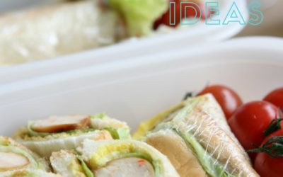 Five Back to School Lunch Box Ideas