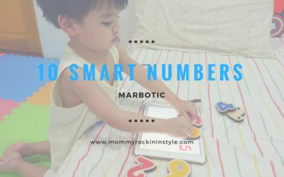Learn and Have Fun with Numbers with Marbotic Smart Numbers [with Demo]