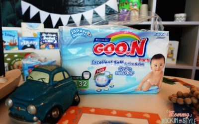 Goo.n Diapers is now in the Philippines!