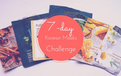 I Used Korean Facial Masks for Seven days and Here is the Result
