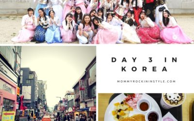 Day 3 in Korea [National Museum, Ewha Womans University, Hello Kitty Cafe]