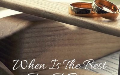 When Is The Best Time To Buy Wedding Rings?