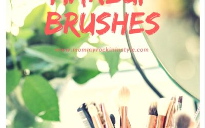 Beginners' Guide to Makeup Brushes