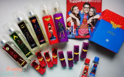 [CLOSED] Tupperware Brands Launches New Exclusive Justice League Collection [plus GIVEAWAY]