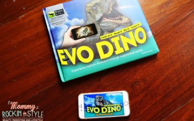 3D Augmented Reality Smart Book Dino Review