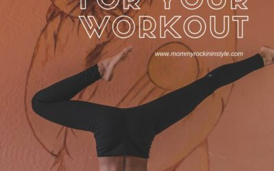 Four Ways to Preparing for Your Workout