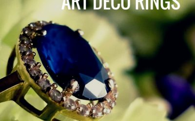 A Guide to Identifying Art Deco Rings