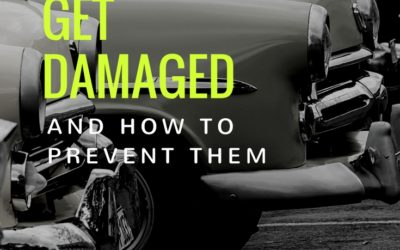 Five Common Ways Cars Get Damaged and How To Prevent Them