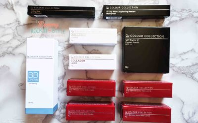 Colour Collection Makeup [Review + Swatches]