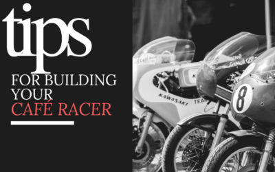 Tips for Building Your Café Racer