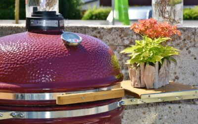 How to Barbeque Safely in Your Garden