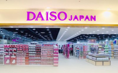 What's in the newest Daiso Japan Cherry Blossom-Inspired Flagship Store?