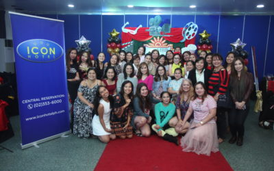 Mommy Bloggers Philippines Christmas Party 2018 at Icon Hotel Timog