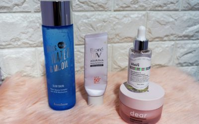 My Latest Skincare Empties [Banila Co, Dear Klairs, Biore]
