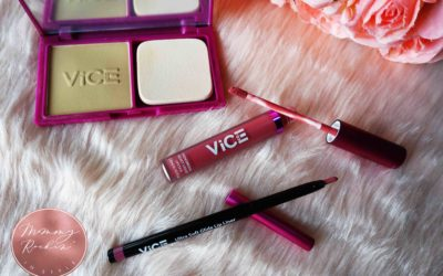 Vice Cosmetics Duo Finish Foundation in Kinesa and Phenomenal Velvet Kit in Iteklavu [Review]