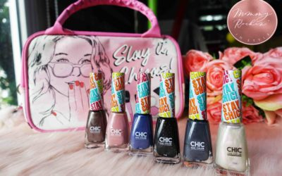 Chic Nail Color: Slay All Day Collection