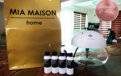 Say Goodbye To Pesky Malodors With Mia Maison's Odour Away
