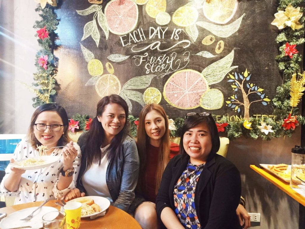 lemon tree salon and cafe timog quezon city mommy rockin in style mommy blogger philippines beauty blogger philippines