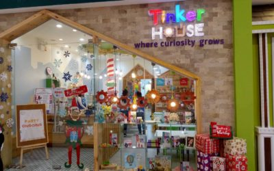 Grow your Kid's Curiosity at Tinker House