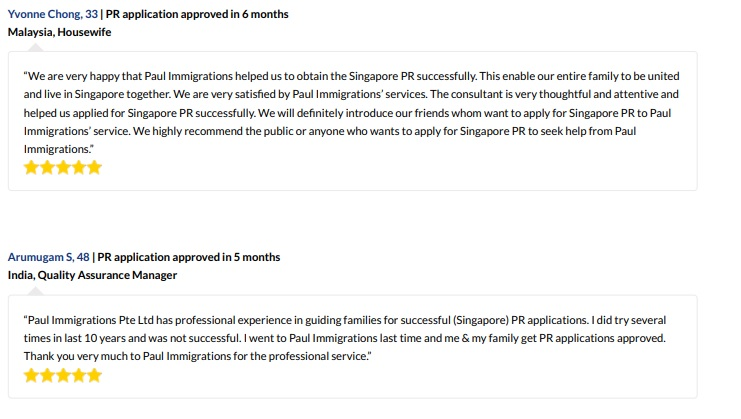 Paul Immigrations Reviews: Your Guide in Applying for Singapore PR mommy rockin in style mommy bloggers philippines beauty bloggers philippines