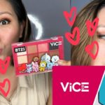 vice cosmetics bt21 universe eyeshadow mommy rockin in style mommy blogger philippines beauty blogger philippines