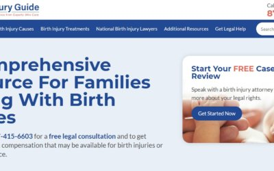 Birth Injury Guide – Your Comprehensive Resource For Families Coping With Birth Injuries